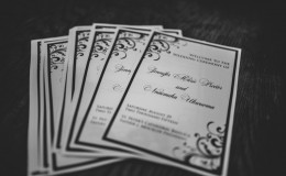 Ceremony program Unmistakably You