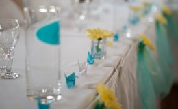 Head Table Unmistakably You