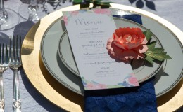 Place Setting Unmistakably You